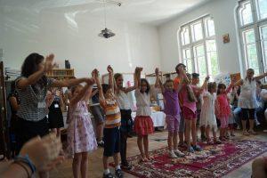 Festivitate de premiere Fundatia Impreuna pentru Solidaritate Sociala